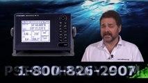 Furuno GP150 GPS WAAS and Furuno GP150D DGPS WAAS Receiver and Display