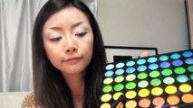 化粧 カンフー Makeup Kung-fu