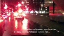PRO 24/7 (Politie Rotterdam Oost): Aanhouding fietsendieven op heterdaad