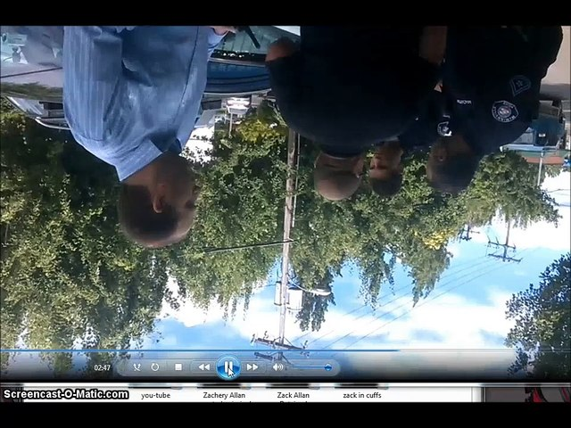 @MacPolice block video of arrest