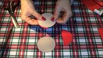 Palle di Natale in carta nido  (Fai da Te/ decorazioni) - Arte per Te -