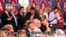 DSU NEWS interviewer Norges statsminister, Jens Stoltenberg