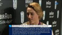 """Deportes / Natación, Mireia Belmonte: """"No me veo favorita para los mundiales de natación"""""""