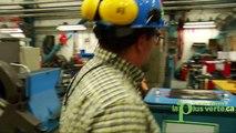 La main-d'œuvre la plus verte - Profil d'emploi d'un superviseur de l'entretien - Frédéric Soucy