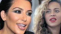 Kim gives Beyonce a call (Spoof)