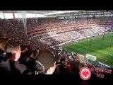 Eintracht Frankfurt gegen Hannover 96, 20.10.2012, 3:1 SGE!