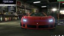 GTA 5: Pimping out the 2 million dollar car