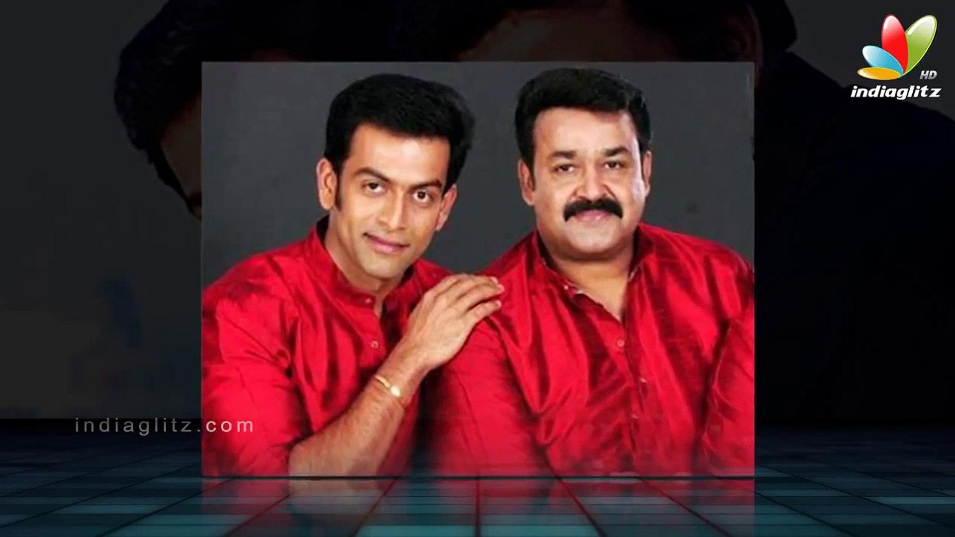 Mohanlal and Prithviraj in Priyadarshan's Upcomming Political Thriller   Hot Malayalam News