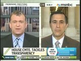 Rep. Issa: We're Going to Get a Countrywide Subpoena, We're Going to Get to the Bottom of the Bribes