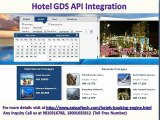 Hotel APIs Integration, Hotel GDS API Integration