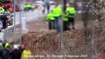 Αυτά που δεν έδειξαν τα κανάλια των ΄΄νταβατζήδων΄΄, Χοντρό δένδρο 05 Απριλίου 2015