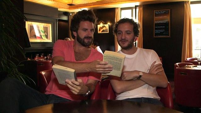 Grégoire Ludig et David Marsais du Palmashow te parlent de leur héros préféré : Harry Quebert !