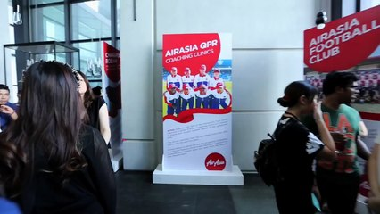 The Launch of AirAsia Runway Ready Designer Search 2015