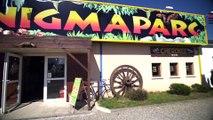 ENIGMAPARC, Parc de loisirs 100% couvert en Haute Bretagne