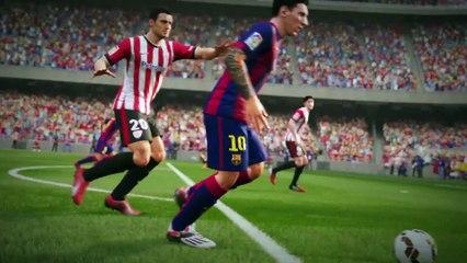 Les dribbles sans contact se dévoilent en vidéo de FIFA 16