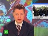 Ukrainian nazis atack veterans of WW2 in Lwow