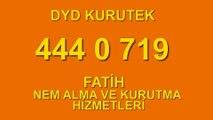 Fatih Nem Alma ve Kurutma « DYD 444 0 719 » Nem Alma
