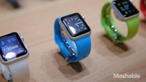 Hands on with the Apple Watch