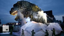 Godzilla, king of .... a district in Tokyo?!