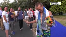 VIDEO (41) 41 ironman en 41 jours, le défi de Ludo à Vendôme