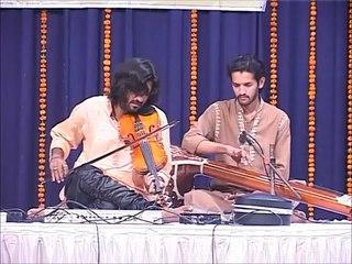 Mahesh Rao - Indian Classical Instrumental | Violine