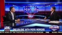 Piers Morgan SLAMS Obama Over Isis. Hannity Piers Morgan Interview