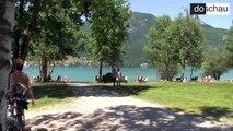 Baden in Strobl am Wolfgangsee