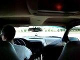 cammed camaro in car WOT