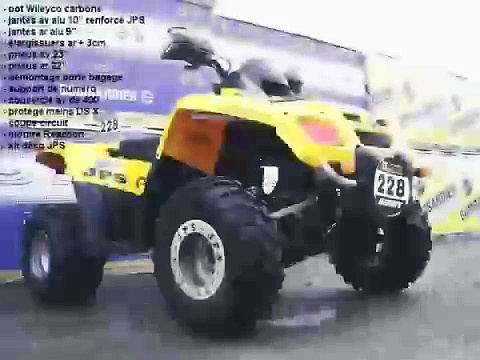 OUTLANDER 800 JPS CAN-AM