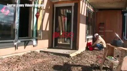 Ninja carpenter, Pulse TV Uncut