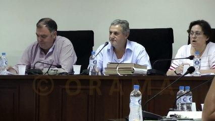 Δημοτικό Συμβούλιο Δήμου Παιονίας 30-06-2015