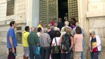 Des banques grecques rouvrent pour les retraités