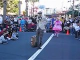 Frances Floot: Disney-MGM Studios Streetmosphere