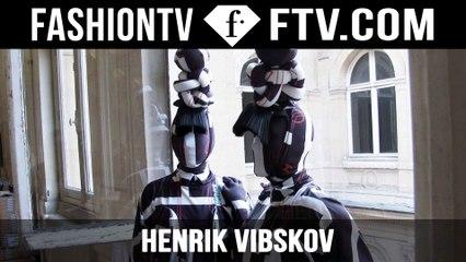 Henrik Vibskov Backstage Spring/Summer 2016 | Paris Men's Fashion Week | FashionTV