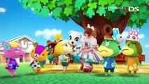 Animal Crossing New Leaf commercial nintendo 3ds tvcm jp jpn japanese
