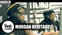 Morgan Heritage - Tell Me How Come / Don't Haffi Dread (Live des studios de Generations)