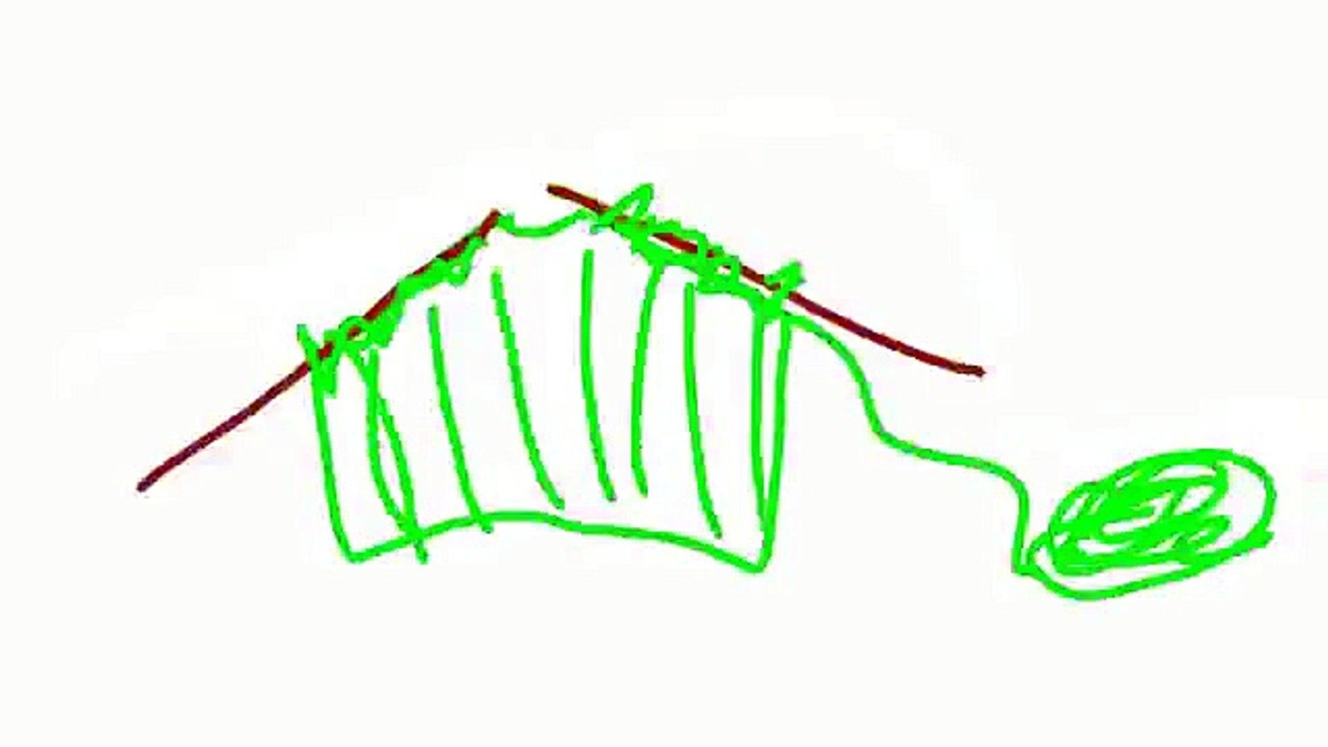 tığ işi örgü modeli,yaldızlı