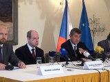 Tisková konference - Hazardní hry v České republice a jejich nová regulace