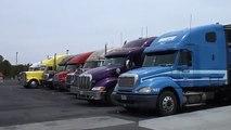 Etats-Unis - Camions américains
