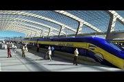 California High Speed Rail bond passes
