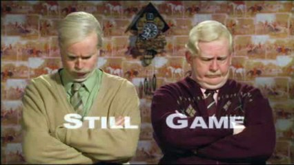 Slippery Shoes! | Still Game | The Scottish Comedy Channel