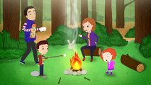 Nina Needs to Go! | Camping | Disney Junior