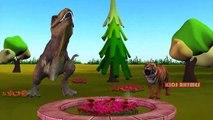 Ringa Ringa Roses     Animals    3D Animation English Nursery rhymes For children