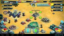 Atomic Heroes - Android and iOS gameplay PlayRawNow