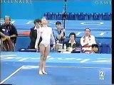 Elena Zamolodchikova 2000 Olympics EF FX