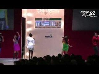 The Fabulous Cats - Cinta Kosmik [LIVE@ MIFA Fashion Week Pavillion KL