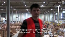 "Amazon worker Matthias: ""We are humans, not robots"""