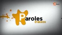 PAROLES D'ASSOS 2ème semestre 2014 [S.2] [E.6] - Paroles d'Assos du 26 novembre 2014 : Le temps pour toiT