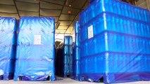 Sécheresse: distribution d'eau en Gâtine