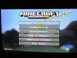 minecraft xbox 360 1.8.2 superflat world and creative mode